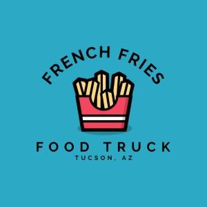 Mascarilla French Fries | Retro Kawaii