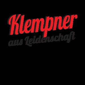 Klempner Spengler Flaschner Handwerker Geschenk