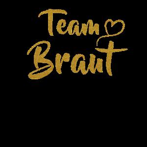 Team Braut Jungesellinnenabschied JGA Team Bride