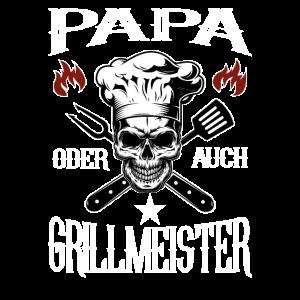 Grillen Papa Griller BBQ Grillmeister
