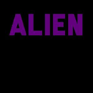 Ich bin ein Alien