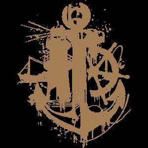 Anchor Gold Maritime