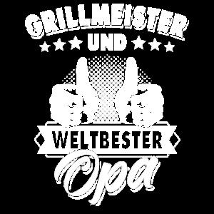 Grillmeister Opa grillen weltbester Geschenk
