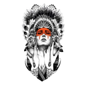 Mujer nativa