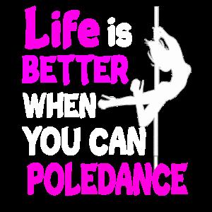 Pole dance Stangentanz Gogo stripperin Geschenk