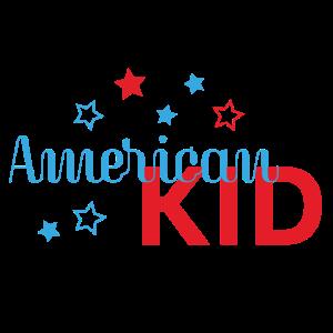Amerikanisches Kind