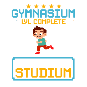 Gymnasium Level Complete