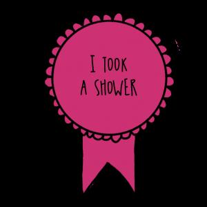 Ich nahm eine Dusche / Auszeichnungen