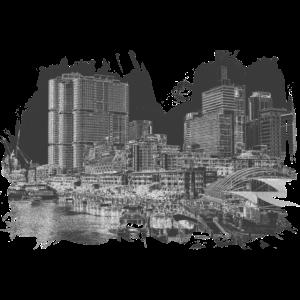 Hochhäuser in Sydney, Sydney City Architektur