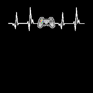 Herzschlag Controller Puls Frequenz Gamer Gaming