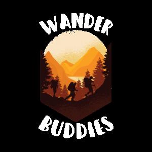 Wander Freunde Wanderngruppe