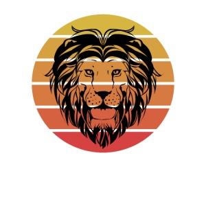 Lion Sundown