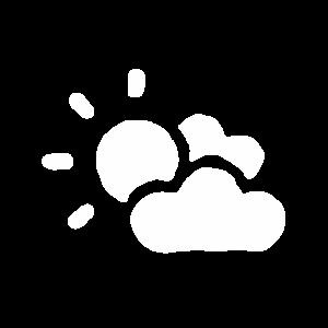 Bewölkt Wolken Sonne Sommer Wetter Geschenk Wolke