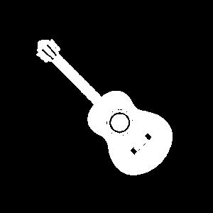 Guitar White