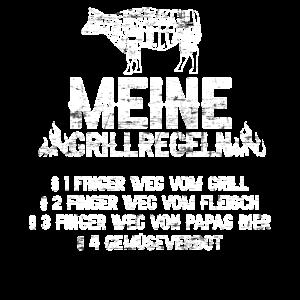 Grillregeln Grillmeister Grill BBQ Auftragsgriller
