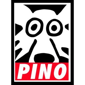 Pino Volpino OBEY style