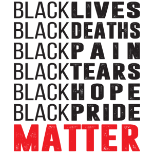 Black Lives Black Deaths Black Pain Black Tears