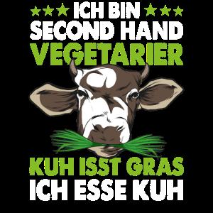 Second Hand Vegetarie Fleischesser Grillen BBQ Fun