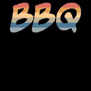 BBQ Retro Vintage Design