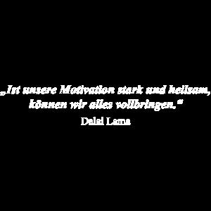 Dalai Lama Zitat Motivation Stark Heilsam