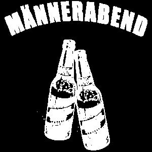 MAeNNERABEND GESCHENK MÄNNER ABEND BIER BAR VATER