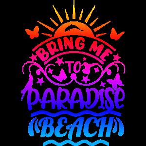 Paradise Beach Paradies Strand Urlaub Sonne Relax