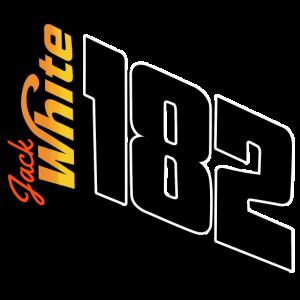 Jack White 182 Name & Nummer
