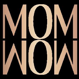 Mom wow rosegold