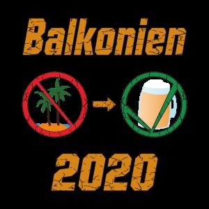Balkonien Urlaub 2020
