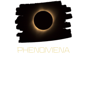 """Phänomene"" Solar Eclipse Photo Design"