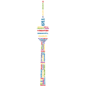 Stuttgart Fernsehturm (bunt)