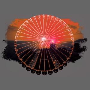Ferris Wheel (orange)