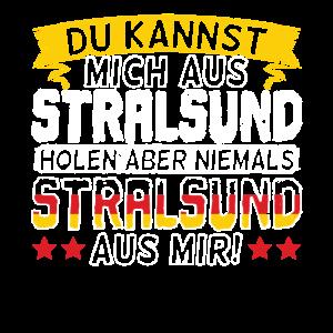 Ostsee Du kannst mich aus Stralsund holen
