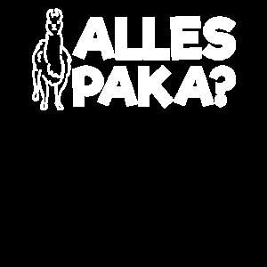 Alpaka Lama Alpakas Niedlich Lustiges Geschenk