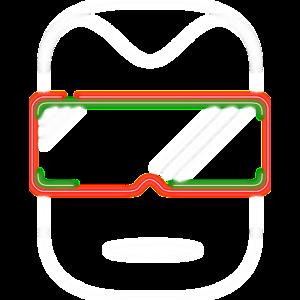 Die Zock Stube - Robot-Head