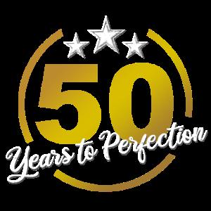 50. Geburtstag - 50 Jahre Perfektion