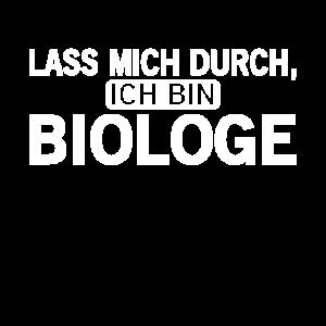 Biologe Biolehrer