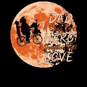 Der erste Held eines Vaters Die erste Liebe einer Tochter