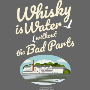Whisky Is Water Brennerei