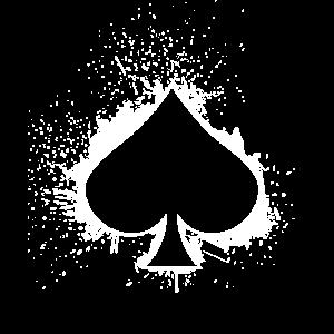 Kartensymbole Spielkarten Pik Kartenspiel