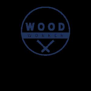 Baumfäller Holzfäller Holzarbeiter Team Holzarbeit