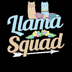 Llama Lama Squad