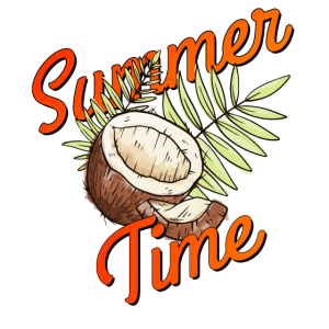 Summer Time Coconut