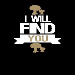 Pilz Pilze sammeln