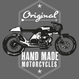Camiseta cafe racer