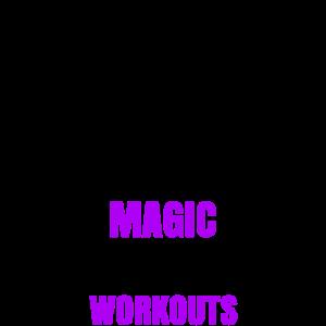 I don't believe in Magic - Glide Fit - Black