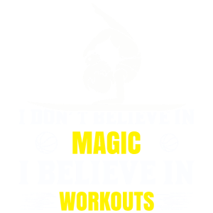 I don't believe in Magic, Workouts - Glide Fit