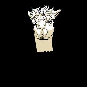 Lama Geschenk I Llama Alpaka