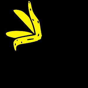 Bananen Striptease