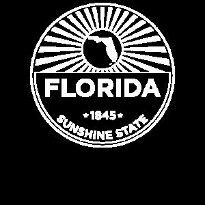 Florida State Motto drucken - Sunshine State